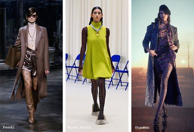 Модные колготки 2022