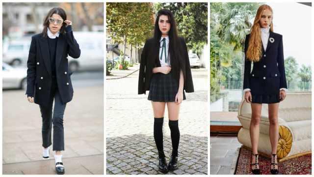 Стиль преппи в женской моде