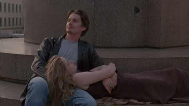 Перед рассветом, 1995
