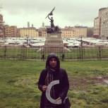 @inesbonhorst: #mnemoniccity #LondonLisbonBologna next letter I @roundabout.lx go for it lisbon