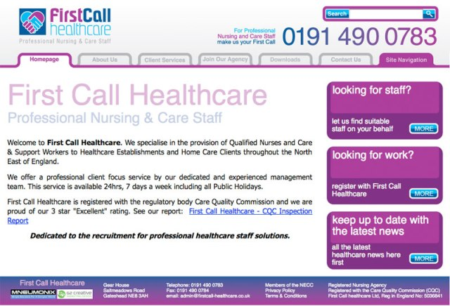 Firstcall Healthcare