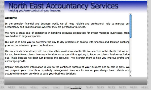 North East Accountancy Services