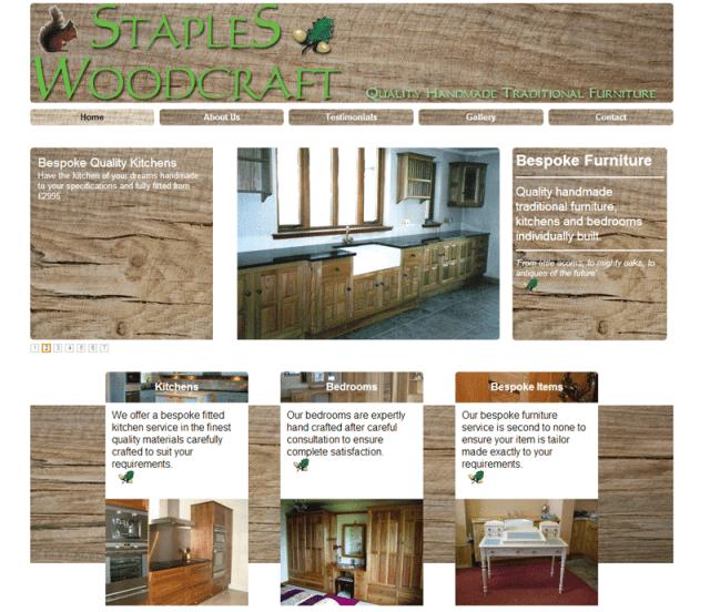 Staples Woodcraft