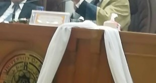 الاستاذ المساعد الدكتور عباس مزعل يشارك في عضوية مناقشة رسالة ماجستير للطالب عبد الحسين باقر من كلية الفقه