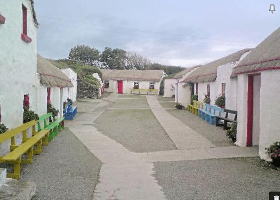 Doagh Famine Village 1