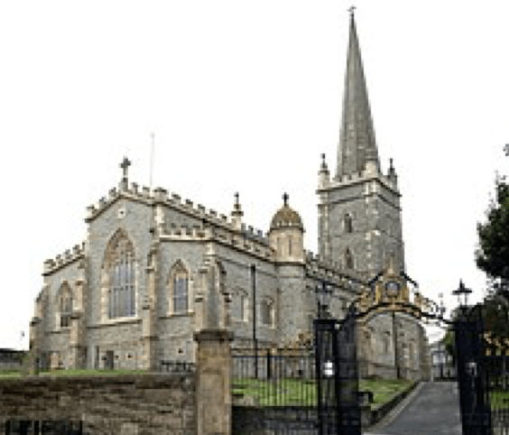 St Columbs Cathedral Derry 1