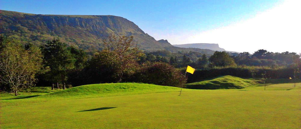 Benone Golf Course 1