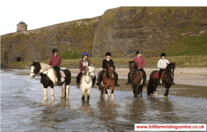 Hill Farm Riding Centre