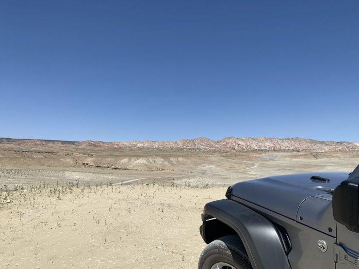 Cottonwood Canyon Road