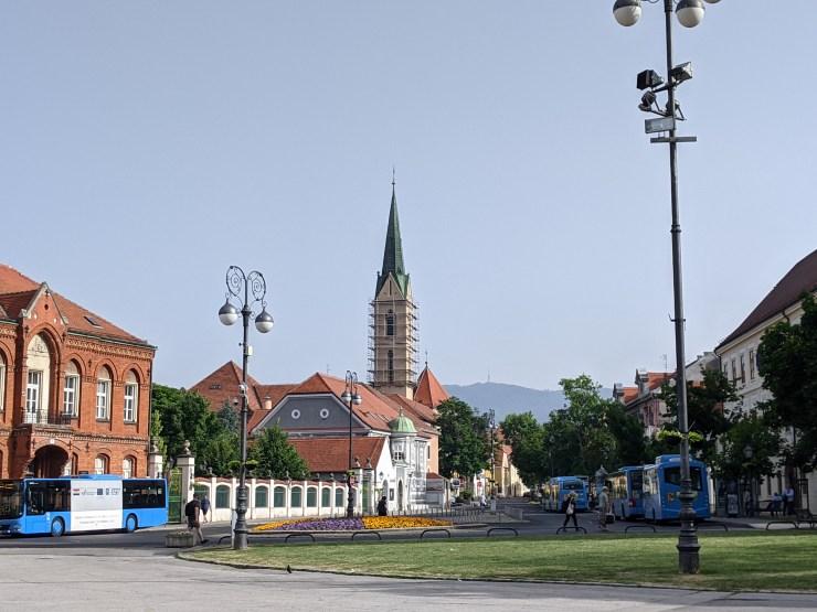 Running Zagreb