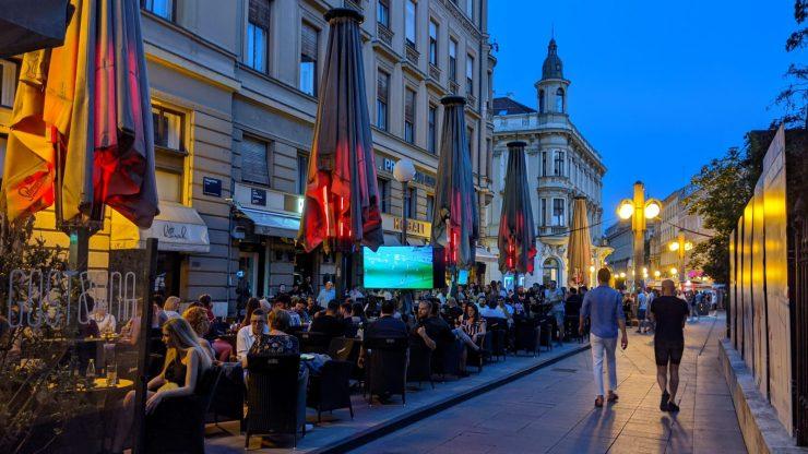 Zagreb Saturday Night