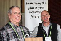 Bill Becker & Kris Larson