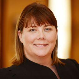 Secretary, Amanda Bloomgren