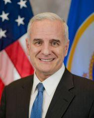 MN Governor, Mark Dayton