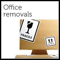 Office removals in Coalville