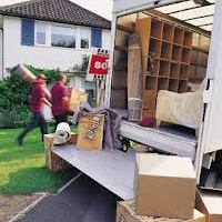 The removals team