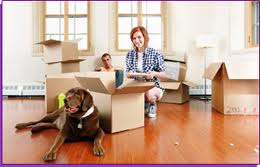 Moving  home in Rugby warickshire