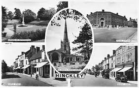 Moving Home in Hinckley, Leicestershire