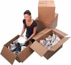 Packing Boxes And Accessories In Leicestershire