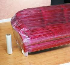 How to pack your sofa when moving home