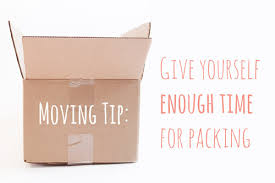 Moving Home Packing Guide