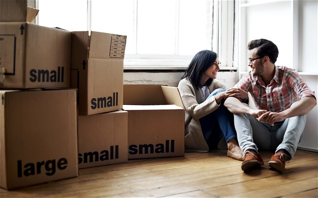 5 tips to make moving home easier