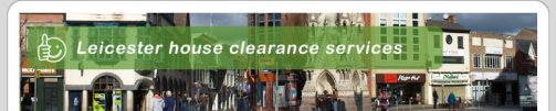 House Clearance Wigston Leicester