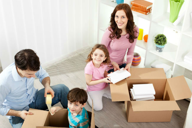house removals Raunds Northamptonshire