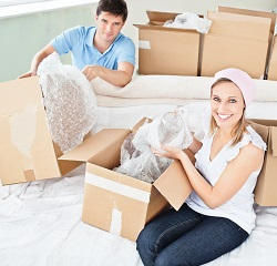 House Removal Boxes in Kimberley Nottingham