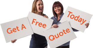 Get free quote today