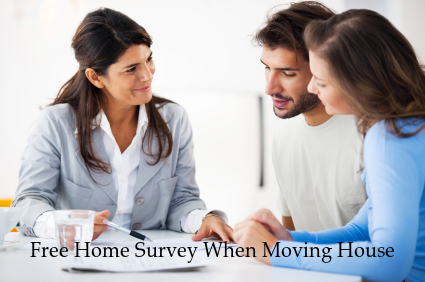 Free Home Survey When Moving House