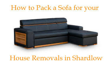 How To Pack A Sofa For Your House Removals In Shardlow