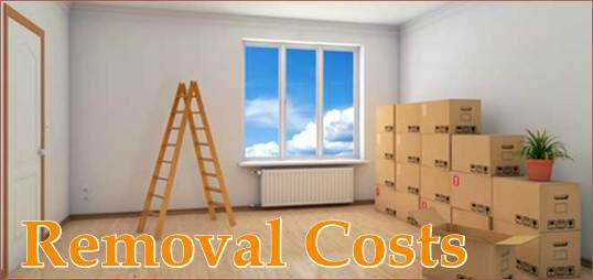 Removal Costs Northampton
