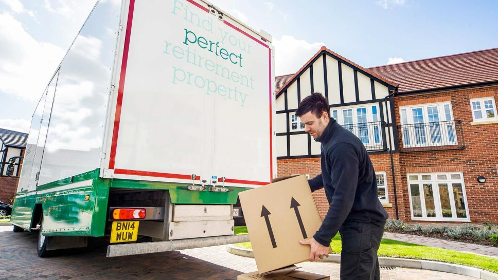 house removals East Leake