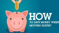 tips for saving money when moving house
