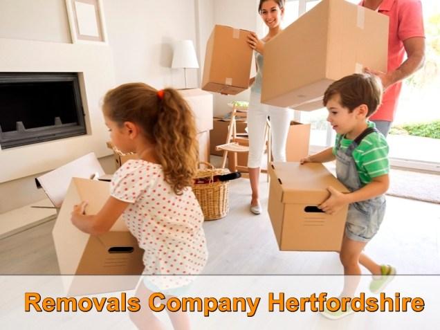 Removals Company Hertfordshire
