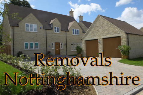moving from a 3-4 bedroom house in Nottinghamshire