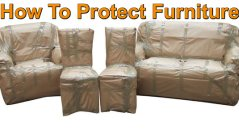 how to protect furniture when mvoing house