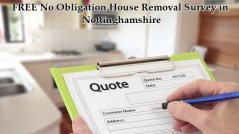 removal quotes for moving home in Nottinghamshire