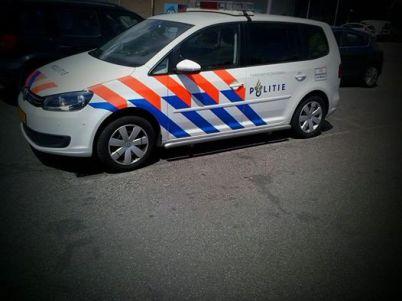 politie auto Kapelle