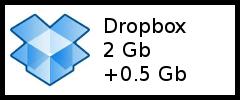 Dropbox (2Gb +500Mb при регистрации по этой ссылке)