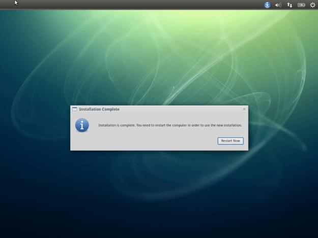 Trisquel GNU/Linux: Установка
