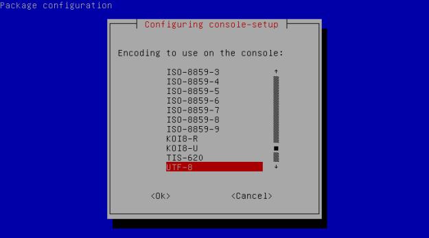 console-cyrillic и systemd в Debian