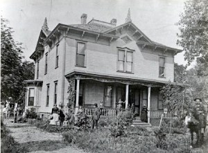 Orton House became hotel