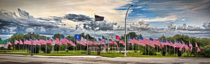 2018--7-03 Flags Ortonville