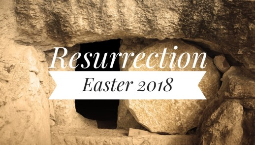 Resurrection (Easter) Message