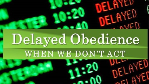 Delayed Obedience
