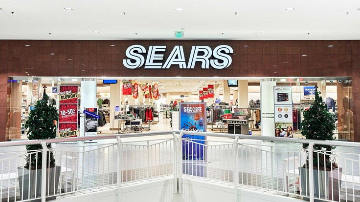 Sears to Sell Less Apparel, Shrink Stores