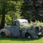 Drive Flower Filled Pick Up Truck Near Northfield Minnesota Prairie Roots