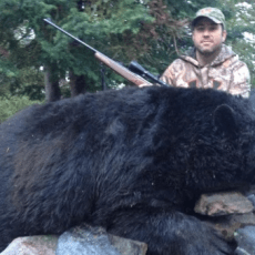 Longlac man fined after shooting trophy bear